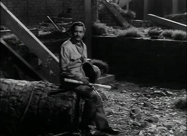 Guru Dutt in Sahib Bibi Aur Ghulam