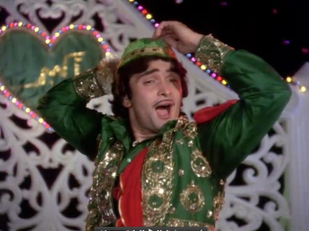 The Best Qawwalis of Bollywood Films - Mr. & Mrs. 55 ...
