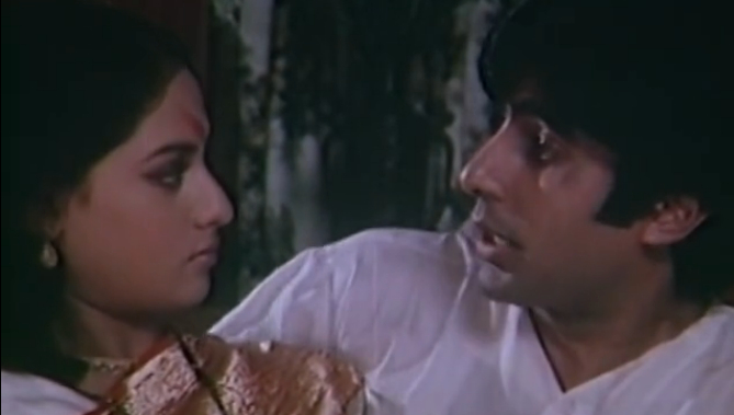 abhiman jaya and amitabh bachchan