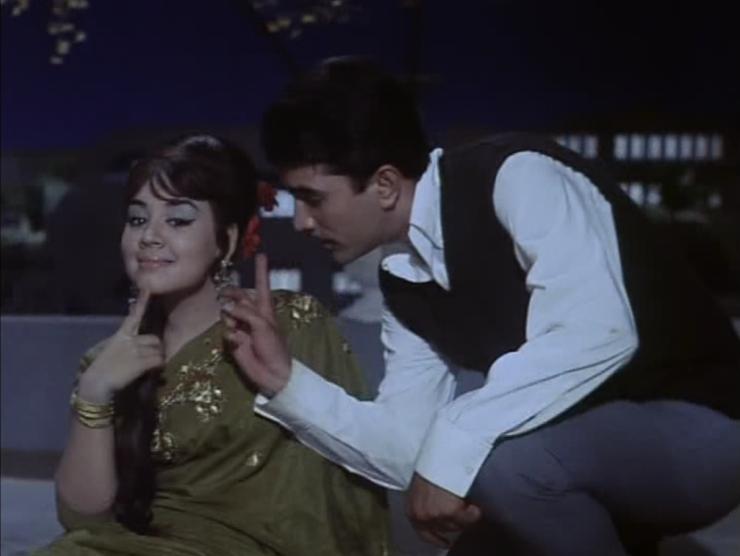 Rajesh Khanna Farida Jalal Aradhana 3