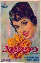 Arzoo (1965) starring Sadhana and Rajendra Kumar