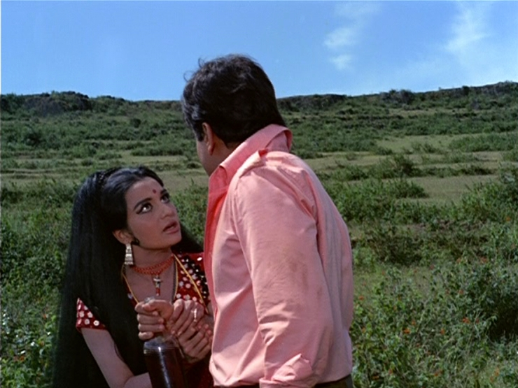 Asha Parekh in Caravan 48