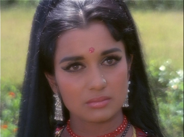 Asha Parekh in Caravan 49