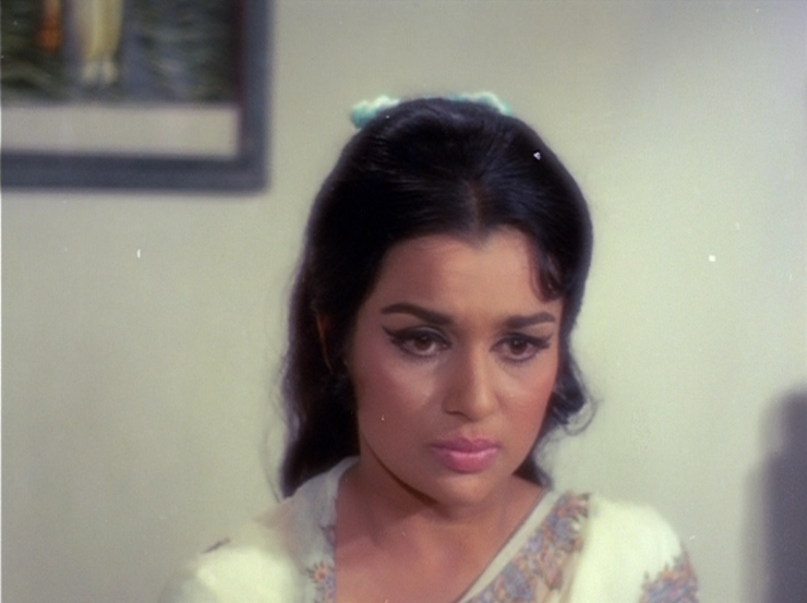 Asha Parekh in Caravan 50