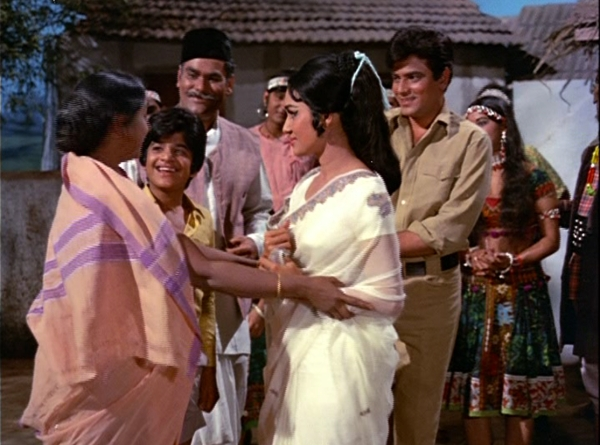 Asha Parekh in Caravan 51a