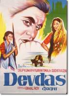 Devdas (1955) Poster