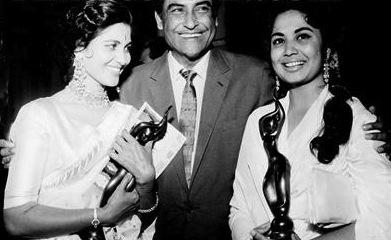 Meena Kumari filmfare awards 1962