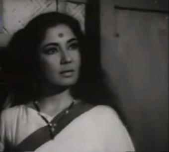 Meena Kumari in Aarti 1962