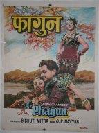 Phagun poster Madhubala film