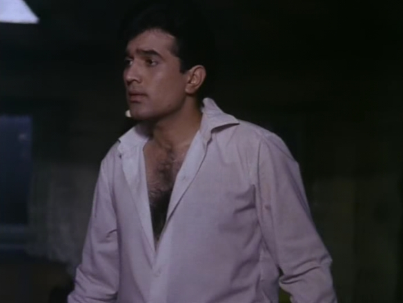 Image result for rajesh khanna white shirt