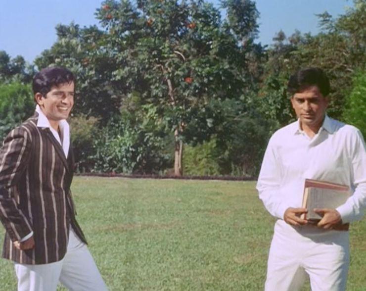 Shashi Kapoor Twins Haseena Maan Jaayegi