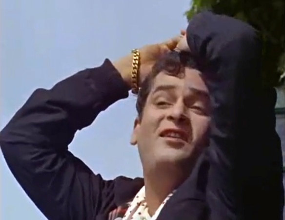 Shammi Kapoor Kashmir ki Kali