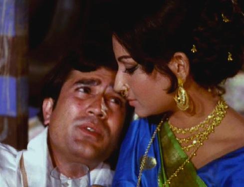 Rajesh Khanna Sharmila Tagore Amar Prem
