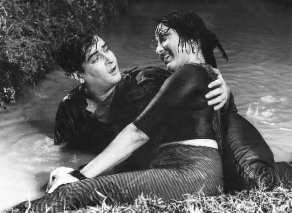 Shammi Kapoor Dil Tera Deewana Hai Sanam Mala Sinha