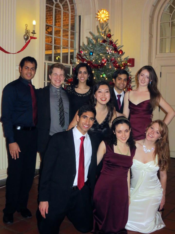 Kirkland House Holiday Dinner and Dance