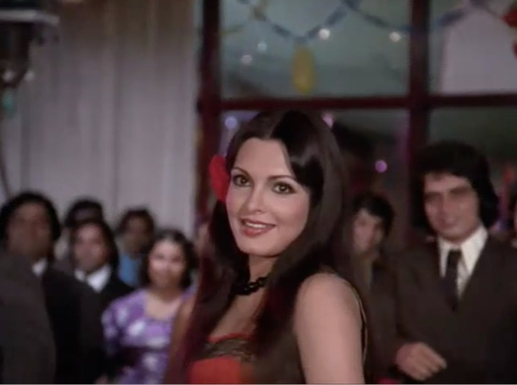 Parveen Babi My Name is Anthony gonsalves