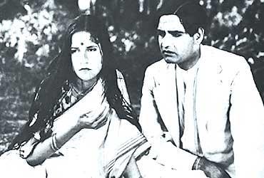 KL Saigal Devdas 1935