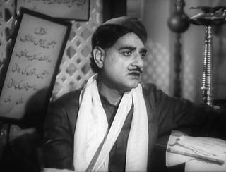 KL Saigal in Shahjehan 1946