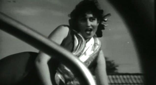 Madhubala in Mr. and Mrs. 55 (1955)