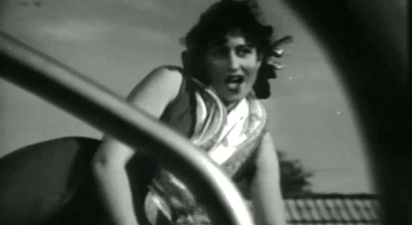Madhubala in Mr. and Mrs. 55 (1955)