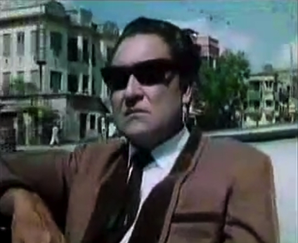 Ashok Kumar Mamta 1966 sunglasses
