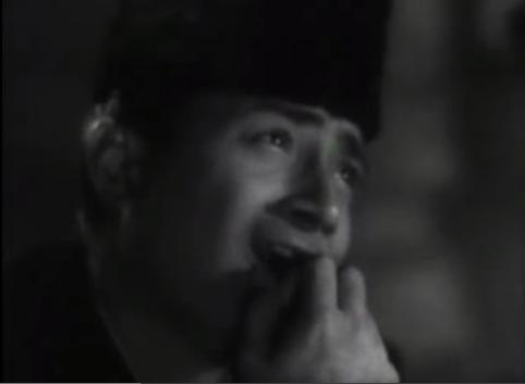 Dev Anand kala pani black hat