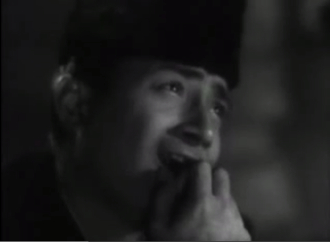 Dev Anand kala pani black hat