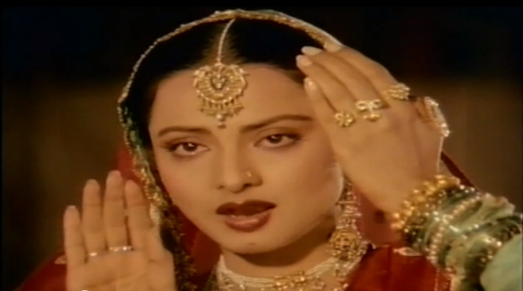 Rekha Umrao Jaan Yeh Kya Jagah Hai Doston