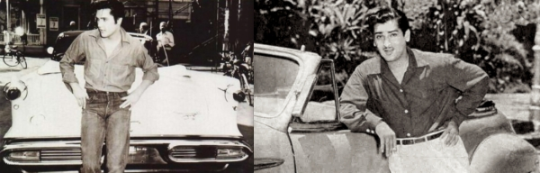 elvis shammi kapoor car