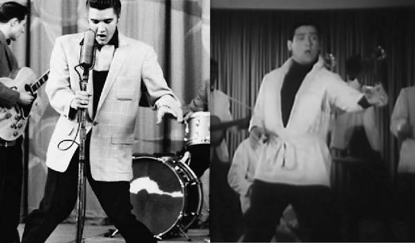 Elvis Presley Shammi Kapoor