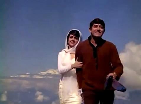 Rajkumar Vimi Neele Gagan ke Tale Humraaz 1967