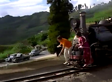 Rajkumar Vimi toy train simla Humraaz