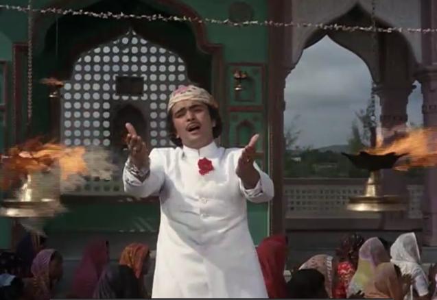 Rishi Kapoor Amar Akbar Anthony