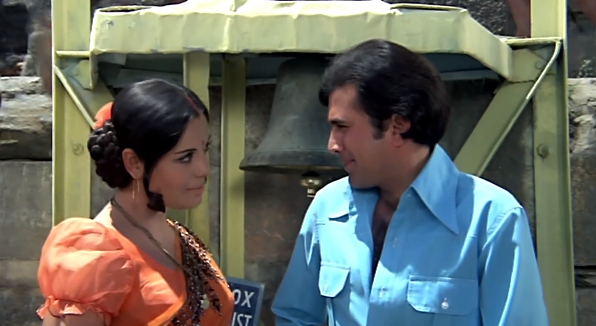 happier times with mumtaz in aap ki kasam