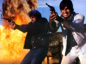 sholay ramesh sippy