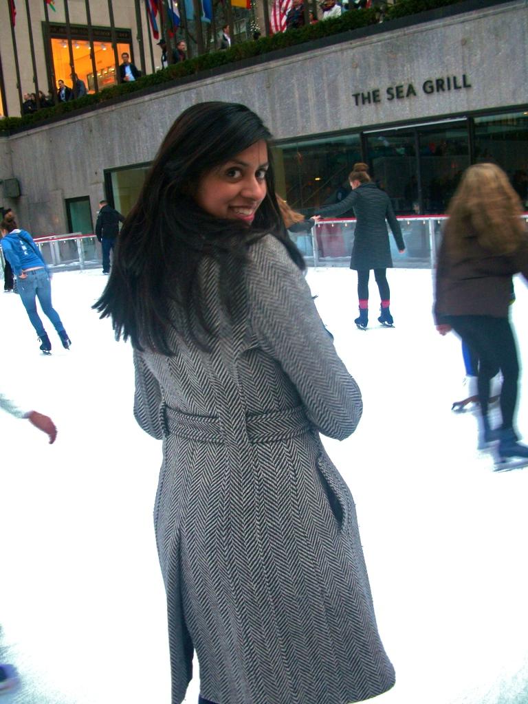 mrs 55 ice skating rockefeller center nyc