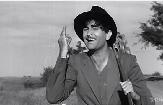 Raj Kapoor phir bhi dil hair hindustani shree 420