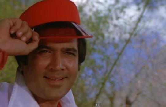 Rajesh Khanna visor mauritius