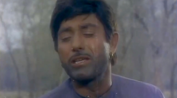 Rajkumar 5 o'clock shadow