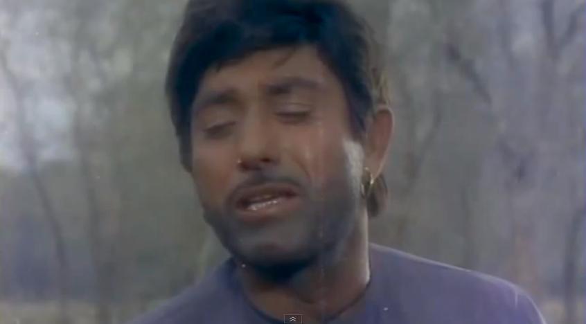 Rajkumar 5 o'clock shadow