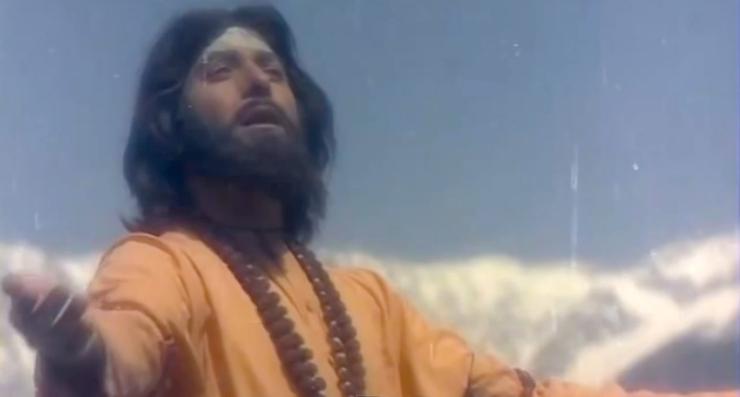 Rajkumar yogi beard