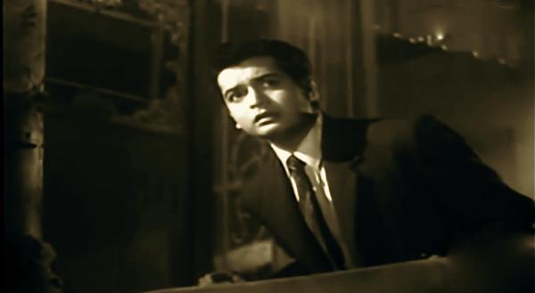 Biswajeet Bees Saal Baad film noir kahin deep jale