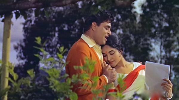 Yeh Mera Prem Patra Sangam Rajendra kumar vijayantimala