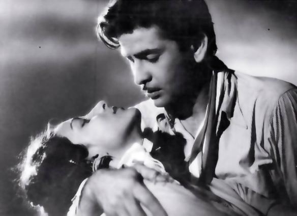 Raj Kapoor Nargis Iconic Barsaat