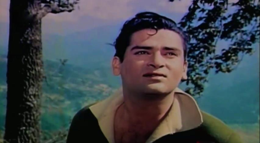 Shammi Kapoor awaaz deke professor