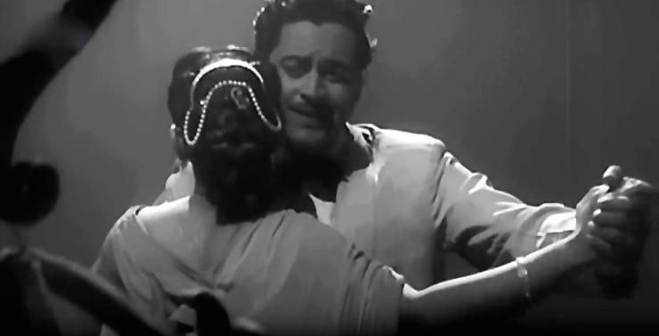 Guru Dutt Pyaasa not a waltz