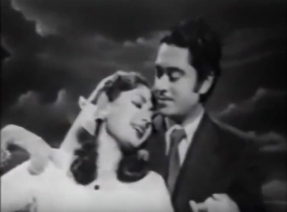 Meena Kumari Kishore Kumar Mere Neendon Mein Tum waltz