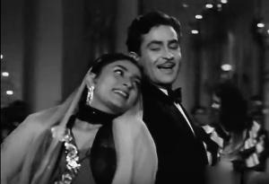 Raj Kapoor Mud Mud Ke Na Dekh waltz