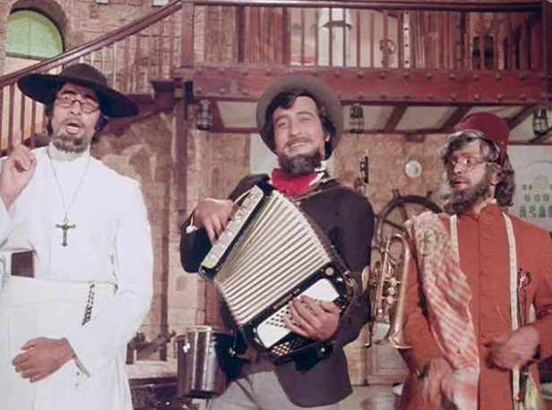 Image result for 15 Interesting Facts About The Cult Classic Amar Akbar Anthony