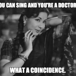 Meena Kumari meme bollywood